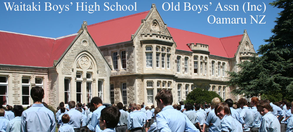 Waitaki Boys High School Old Boys Assn